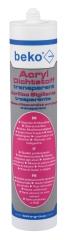 Acryl-Dichtstoff 310 ml TRANSPARENT