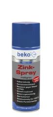 TecLine Zink-Spray 400 ml  MATTGRAU