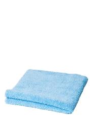 Microfasertuch, 40 x 40 cm, Farbe: blau, 10er Pack